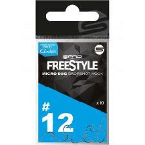 Spro Háčik FreeStyle DSG Micro Hooks 10 ks-Veľkosť 10