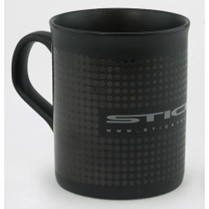 Sticky Baits Hrnček Matte Black Mug 340 ml