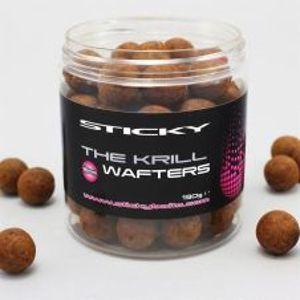 Sticky Baits Neutrálne Vyvážené Boilie The Krill Wafters 130 g-16 mm