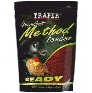 Traper Krmítková Zmes Groundbait Method Feeder Ready Scopex-750 g